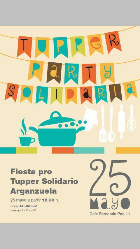 Fiesta Pro Tupper Solidario