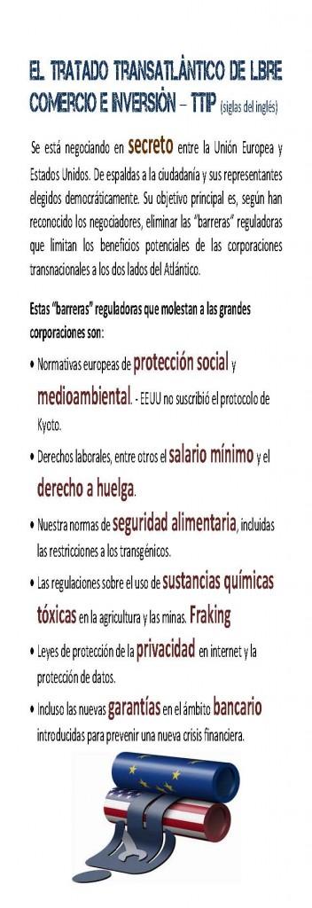 Fichas para exposición TTIP Arganzuela