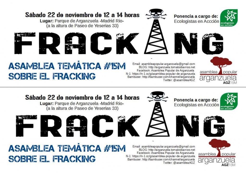 tematica Fracking
